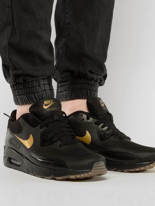 Nike Сникеры Air Max 90 Ultra 2.0 Essential черный