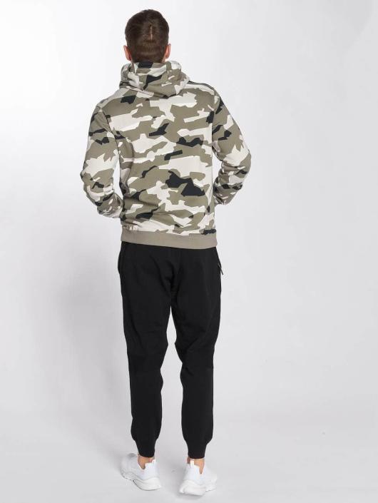 Nike Толстовка Sportswear Club Fit Camo камуфляж