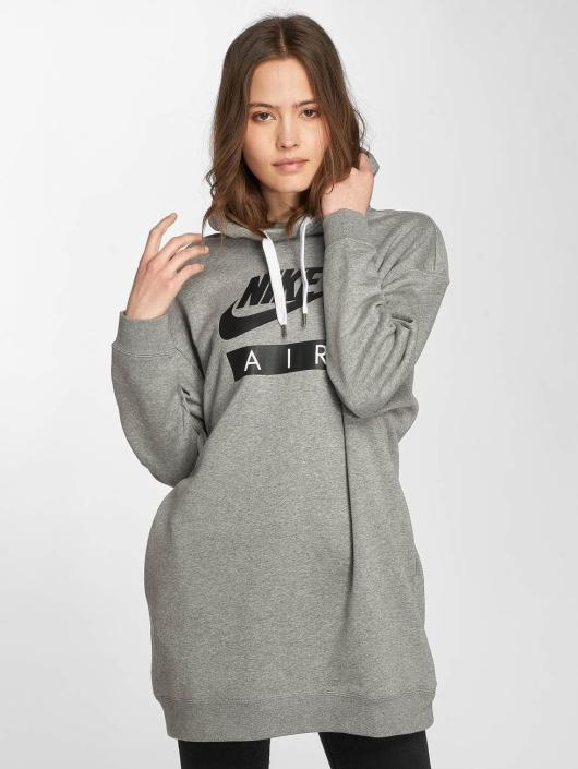 Nike Толстовка Sportswear Air серый