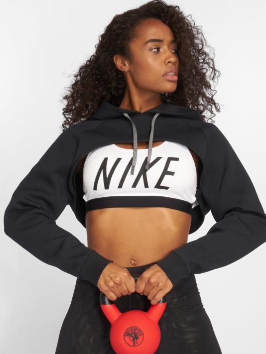 Nike Толстовка Dri-FIT черный