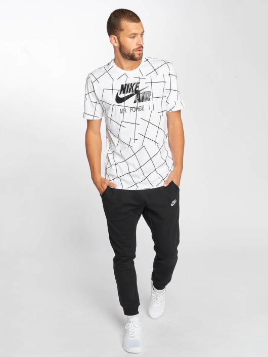 Nike Футболка Air Force 1 2 белый