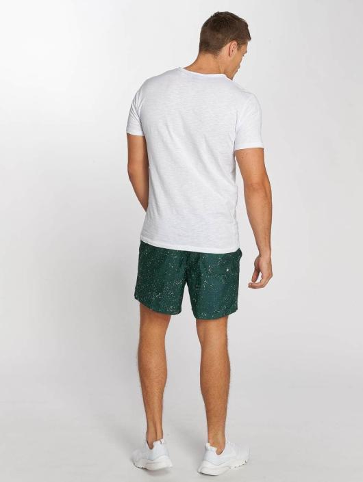 Nike Шорты Flow Aop Woven зеленый