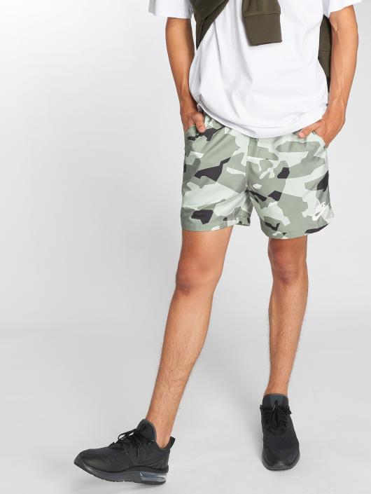 Nike Шорты Flow Camo серый