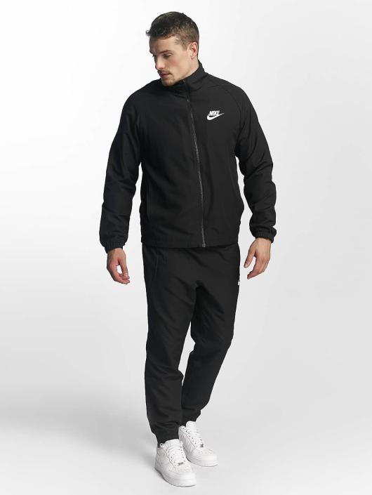 Nike Anzug NSW Basic schwarz