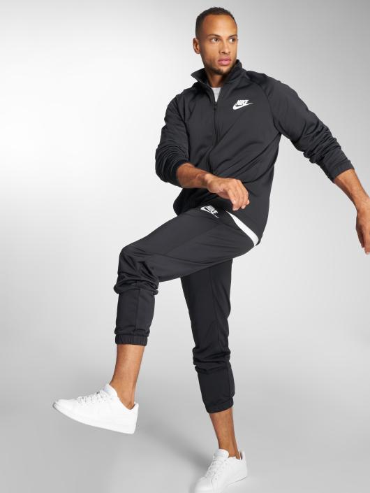Nike Sportswear M NSW TRK SUIT PK BASIC Track Suit BlackBlackWhite