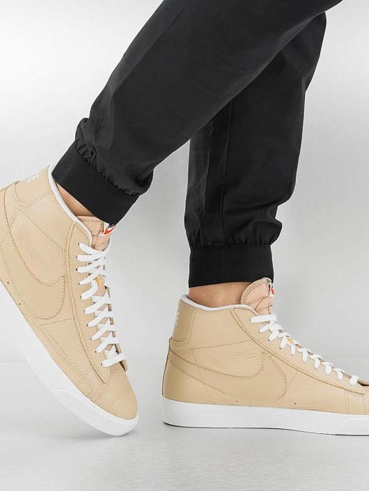 Blazer Top Light Brown Linensummit Whitegum Nike Mid Premium Sneakers PTkXZiuO