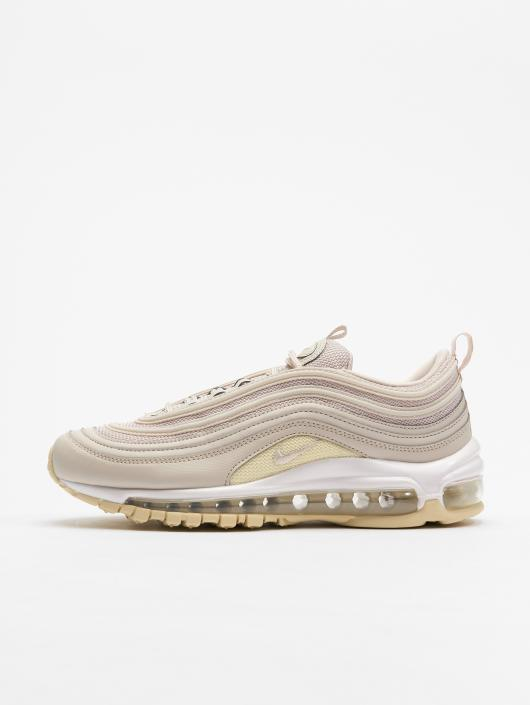 huge selection of 66b5b 795a7 ... Nike Baskets Air Max 97 beige ...