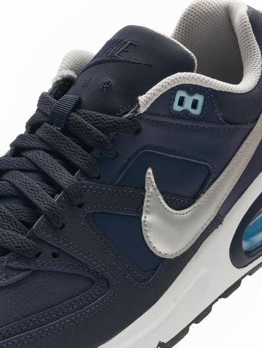 Nike Baskets Air Max Command bleu