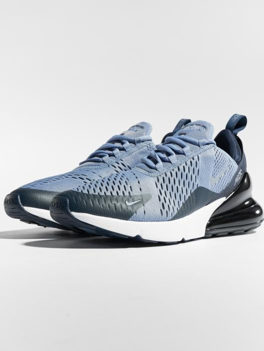 ... Nike Baskets Air Max 270 bleu ...