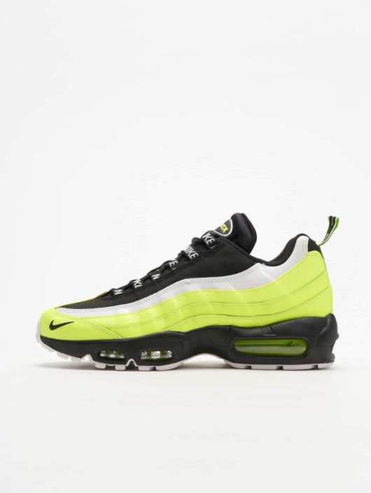 Nike Baskets Air Max 95 Premium jaune