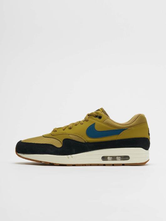 Forceblacksail Nike Max Mossblue 1 Golden Air Sneakers QBErCedxoW
