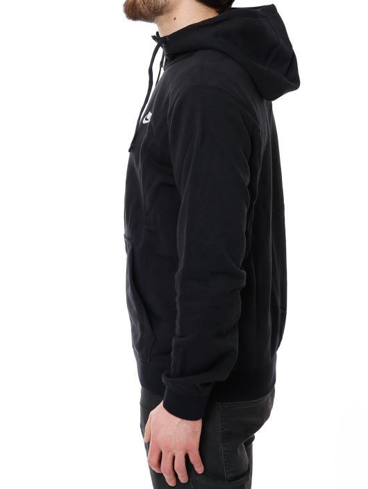 Nike Bluzy z kapturem  czarny