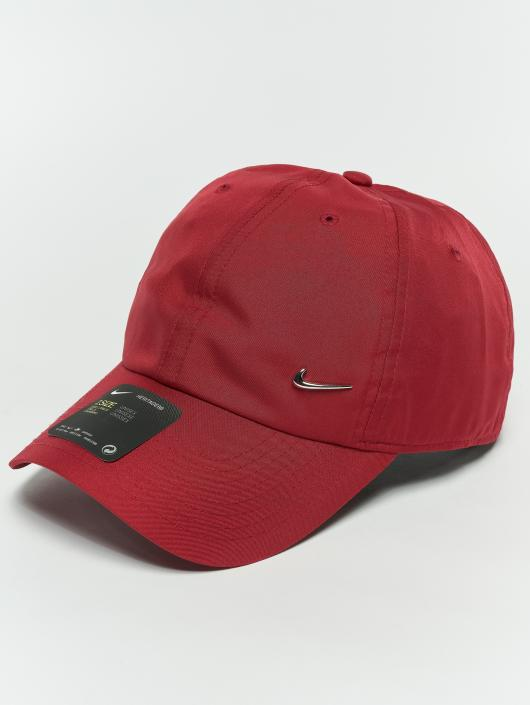 Nike Casquette Snapback & Strapback Sportswear Heritage 86 rouge