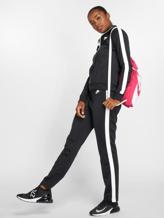 grossiste 6b277 72928 Nike Sportswear Track Suit Black/White/Black/White