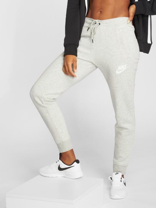 df9ce043d Nike Sportswear Rally Sweatpants Grey Heather/Pale Grey/White