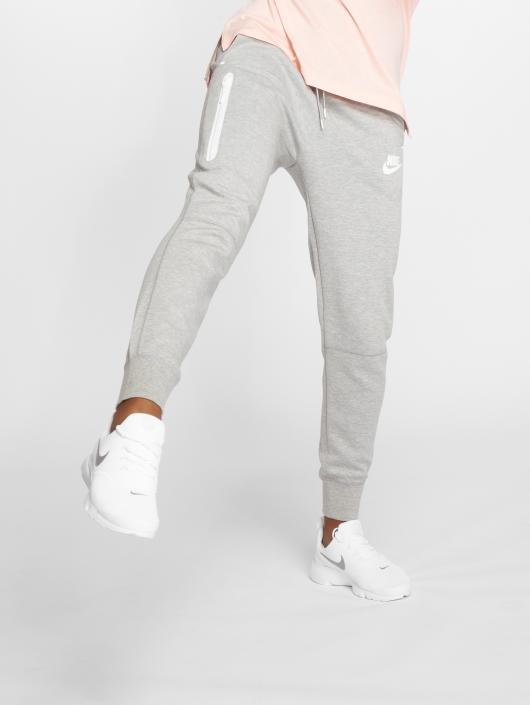 Nike Sweatpants Sportswear Matte Grey Silvernwhite Tech Dark Heather Fleece nkOPw0