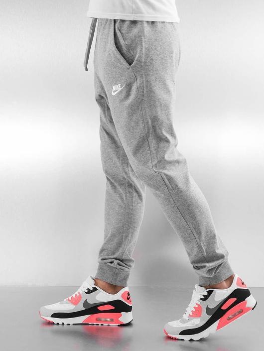 Nike Jogging kalhoty Sportswear šedá