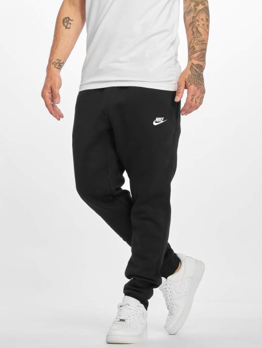 Nike joggingbroek NSW FLC CLUB zwart