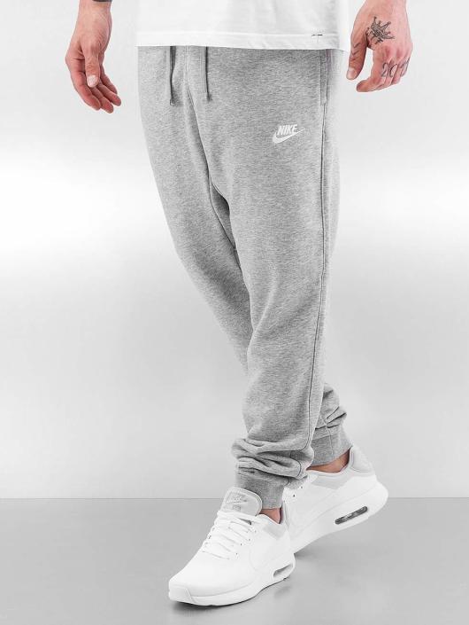 4d5f3baa9baa52 Nike Jogginghose Sportswear grau  Nike Jogginghose Sportswear grau ...