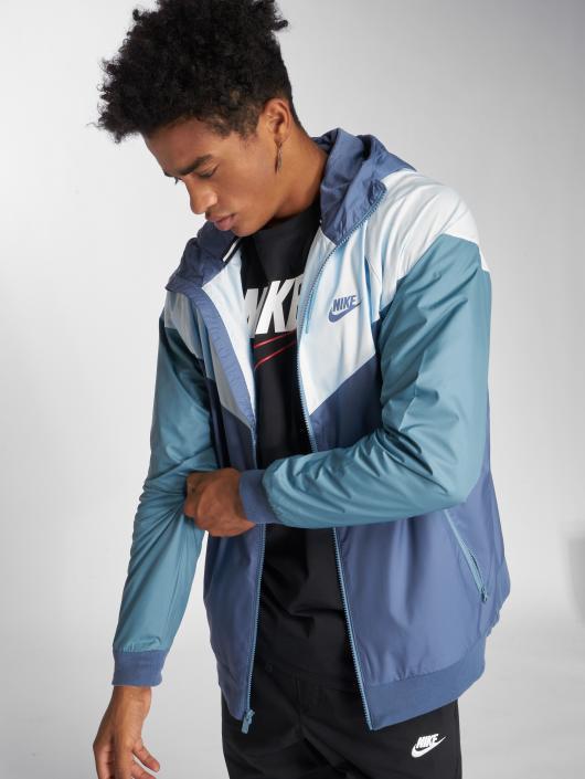 Nike Kurtki przejściowe Sportswear Windrunner Transition niebieski