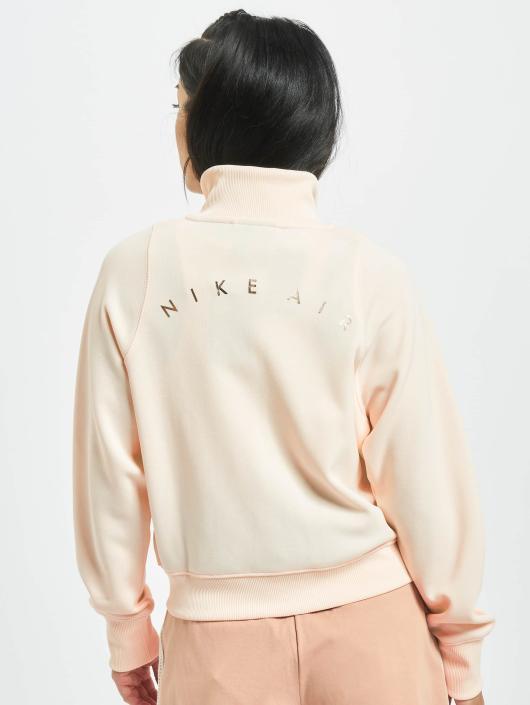 Nike Kurtki przejściowe Sportswear N98 rózowy