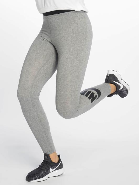Nike Legging Sportswear Leg/A/See grau