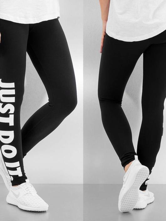 Nike Legging Leg-A-See Just Do It zwart