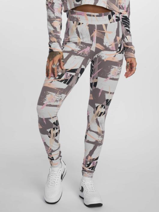 Nike Leggings/Treggings Sportswear grå