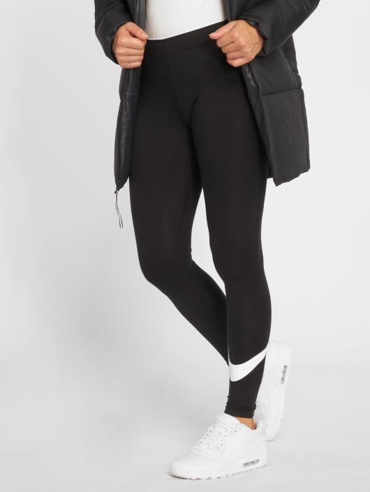 Nike Leggings/Treggings Club Logo 2 svart