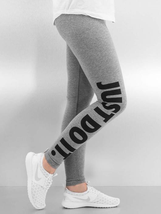 Nike Leggingsit/Treggingsit Leg-A-See Just Do It harmaa