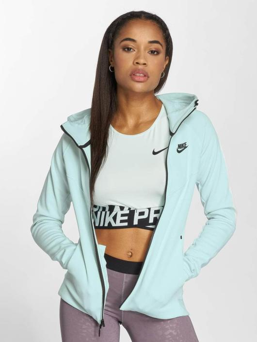 Nike Lightweight Jacket Tech Fleece blue