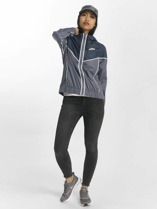 Nike Lightweight Jacket NSW Windrunner gray