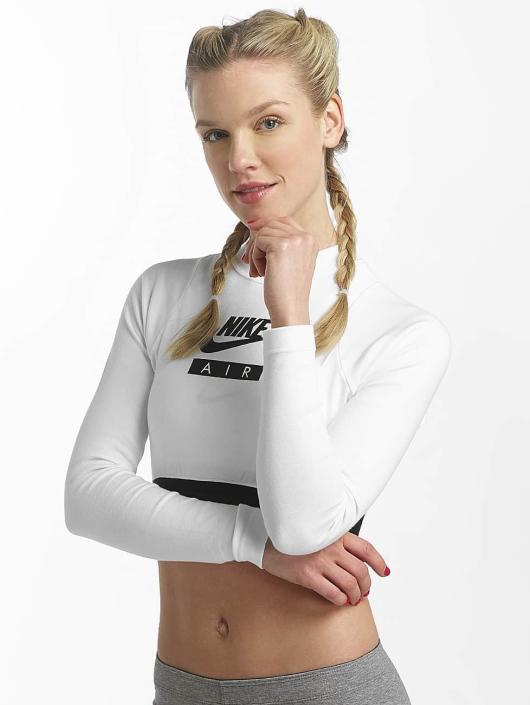 Nike Longsleeve Sportswear white