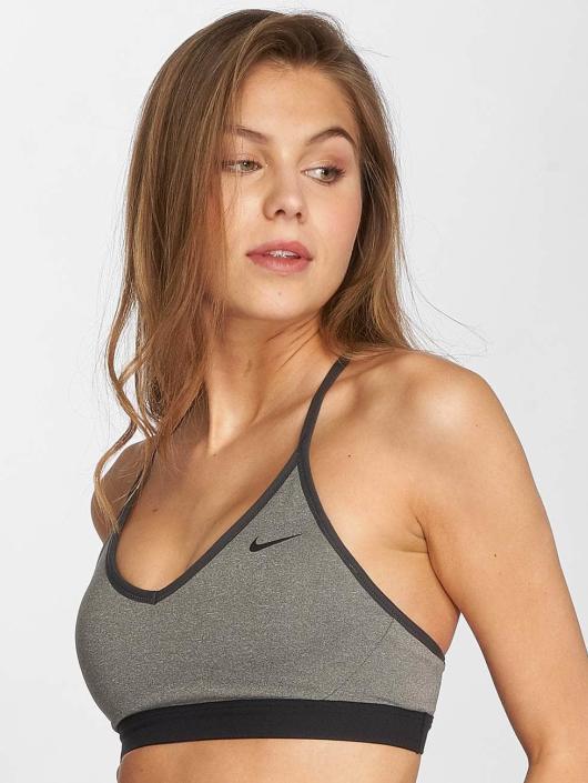 Nike Performance Športová podprsenka Indy šedá