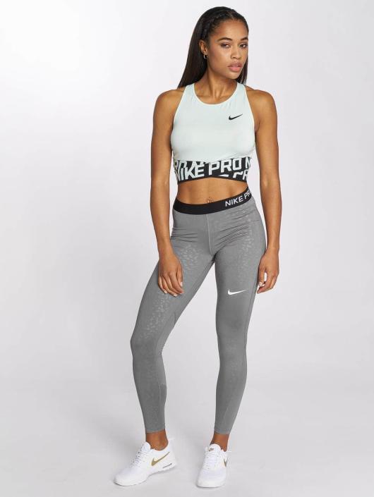 Nike Performance Леггинсы Pro серый