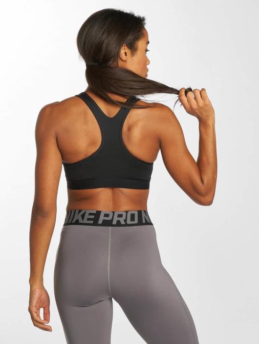 Nike Performance Biustonosz sportowy Classic Padded czarny