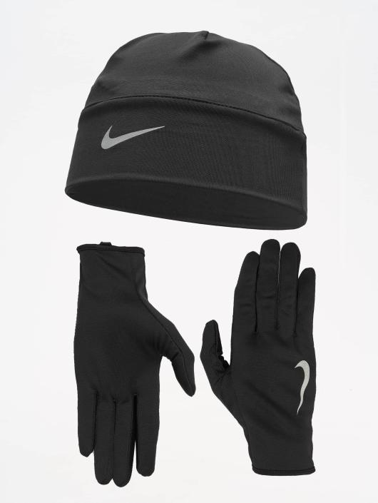 06ab2f800b27 Nike Performance   Mens Run Dry noir Homme Bonnet 542093