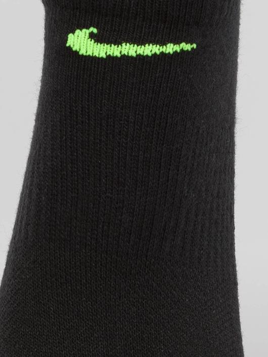Nike Performance Chaussettes Everyday Lightweight No-Show Training 3 Pack noir