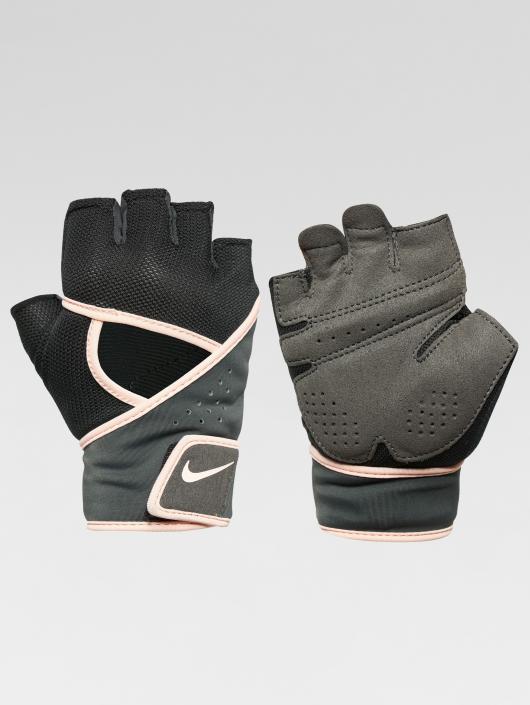Nike Performance Hansker Womens Gym Premium Fitness svart