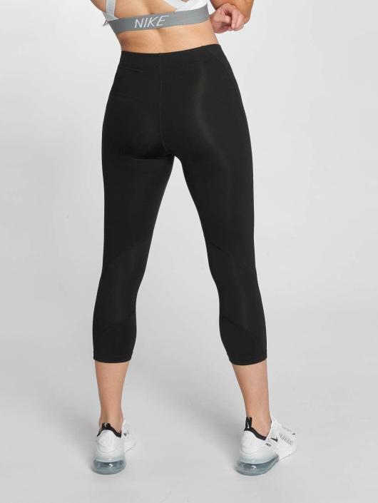 Nike Performance Leggings/Treggings Pro Capri czarny
