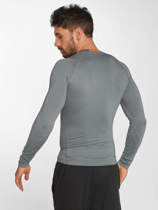 Nike Performance Longsleeve Pro Warm grey