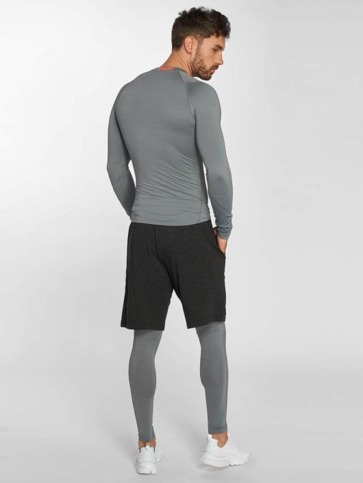 Nike Performance Maglietta a manica lunga Pro Warm grigio
