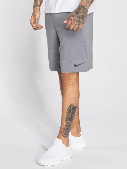 Nike Performance Pantalón cortos Dry Training gris