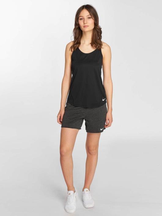 Nike Performance Shortsit Training musta
