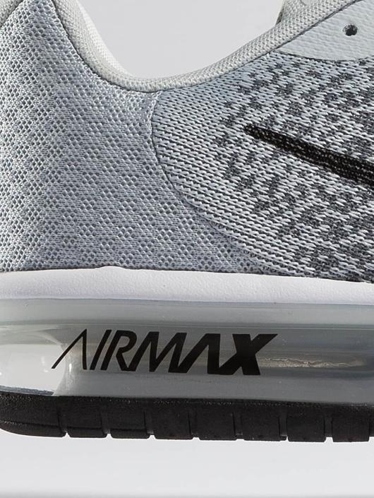Nike Performance Sneaker Air Max Sequent 2 grau