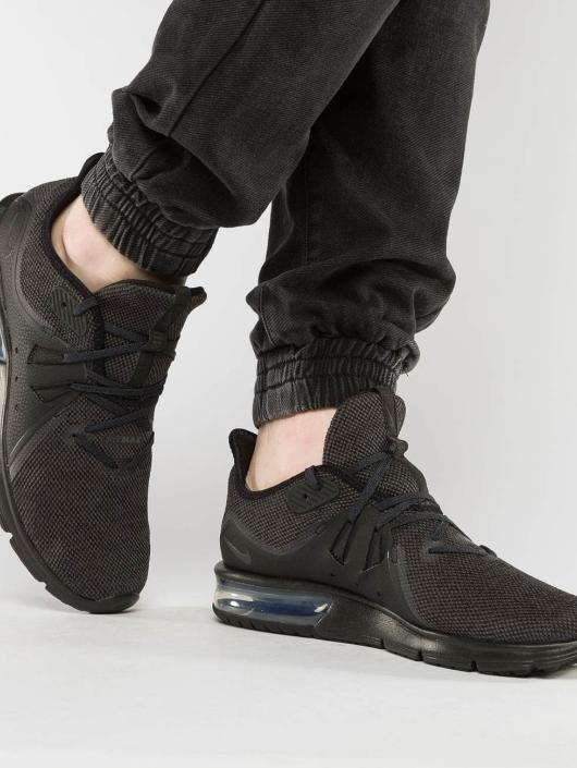 Nike Performance Sneaker Air Max Sequent 3 schwarz