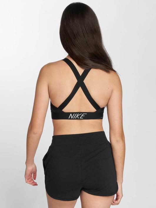Nike Performance Soutiens-gorge de sport Pro Indy Logo Back noir