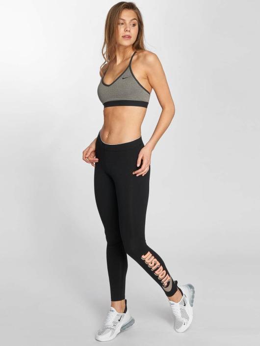 Nike Performance Sport BH Indy grijs