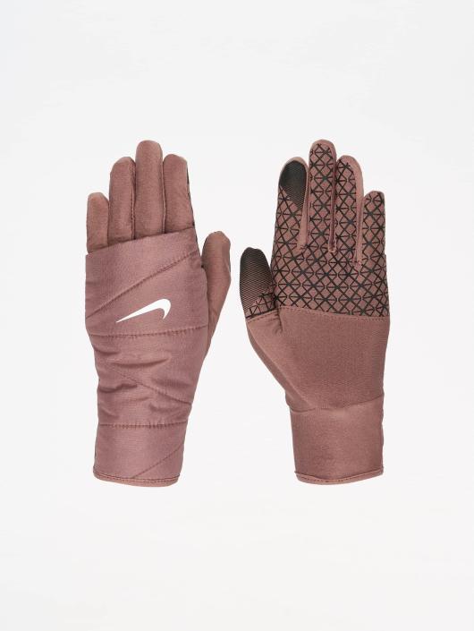 Nike Performance Sporthandschuhe Womens Quilted Run 2.0 fialová