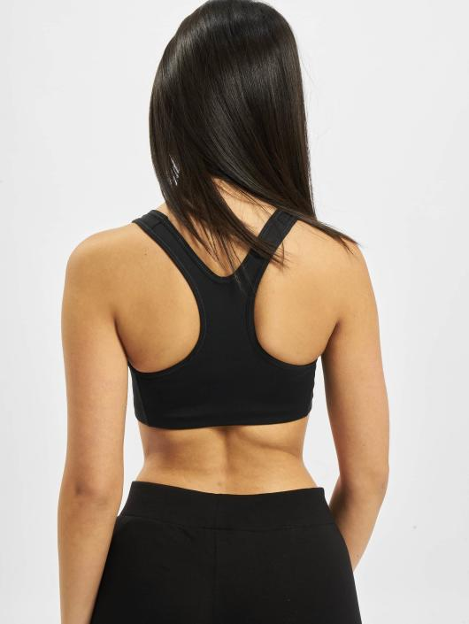 Nike Performance Sports Bra Swoosh Futura black